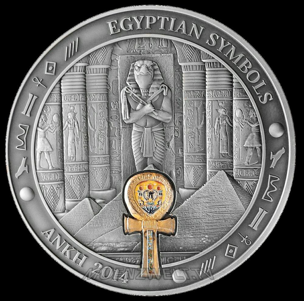 20 dollar palau 2014 egyptian symbols ankh 3 ounces fine 20 dollar palau 2014 egyptian symbols biocorpaavc Images