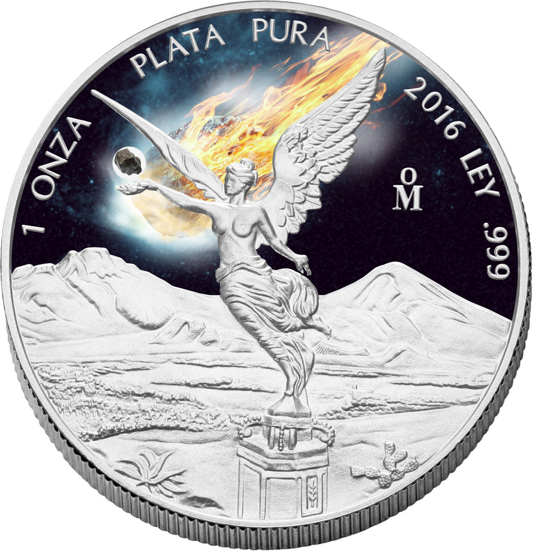 1 Onza Mexico 2016 Cosmic Investment Mexican Libertad