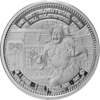 "The Central German ounce 2017 - ""Till Eulenspiegel"" - Bullion: 1 ounce fine silver 0.999"