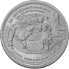 "The Central German ounce 2017 - ""Red Riding Hood"" - Bullion: 1 ounce fine silver 0.999"